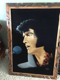 Picture of Elvis Crying 40 x 29 Fremont, 43420