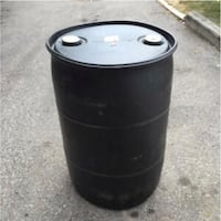 Plastic 55 Gallon Drums – Rain Barrels, Floating Docks etc.