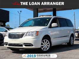 2013 Chrysler Town and Country with 210889km and 100% Approved Financing