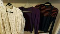 Cardigan Size Large everything for $6 Vaughan, L6A 1R2