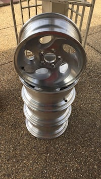 4 Ford SUV rims (sold online 80 E) Springfield, 22153