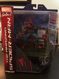 Marvel Select Figures (various)
