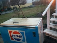 Pepsi Vintage Drink Cooler fridge