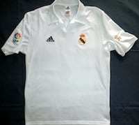 Camiseta blanca Real Madrid Centenario