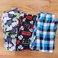 Boys PJ 3 pairs of pants Columbia, 21044
