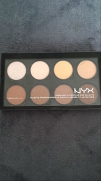 NYX Make-up-Palette Berlin, 13587