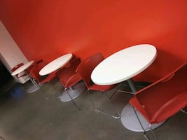 SET Chairs Tables