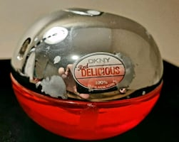 Fragrant Red Delicious Perfume By DKNY!