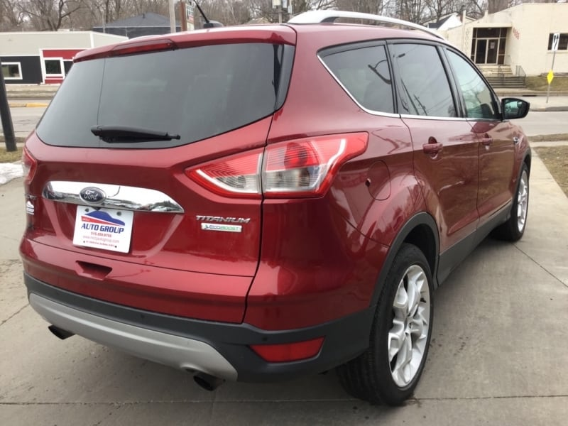 ***CLEAN CARFAX/ONE OWNER*** 2016 Ford Escape Titanium GUARANTEED CREDIT APPROVAL! 6a0dca35-63e3-4445-b00a-397932479249