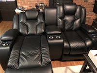 Recliner / his and hers / electric / theater seating Sterling, 20164