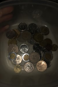 All sorts of coins most are Hong Kong coins ranging from 1-10$ coins Middleboro, 02346