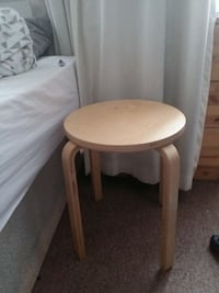 Bed side table/stool London, WC1N 3DA