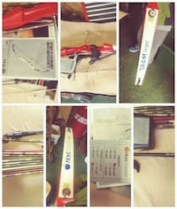 red composite bow collage Bonney Lake, 98391