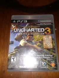 Uncharted 3 PS3 Joliet, 60431