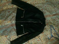 Brand New Leather Guess Jacket  Windsor, N9B 2K9