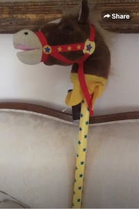 Horse Toy - Battery Operated- Makes horse sounds and galloping sounds