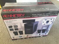 Hennessey Professional Home Theater System RS 622    Brand New Orlando, 32828