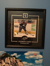 Hockey nhl wall picture Andrew Ladd Richmond Hill, L4E 3T3