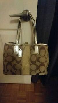 Coach Authentic Tote Bag Vaughan, L4L 6L7