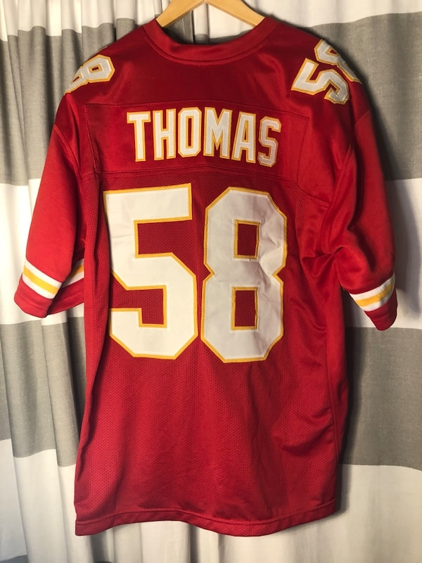 Used Derrick Thomas Kansas s city chiefs jersey for sale in Ramseur ... e8b36510c
