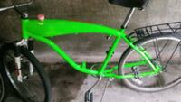 green and black road bike Dayton, 45405