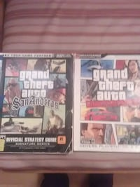 GTA San Andreas and Liberty City Stories Game Guid 279 mi