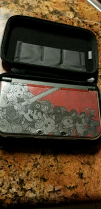 3DS XL/LL super smash brothers edition japanese Mission, 78573