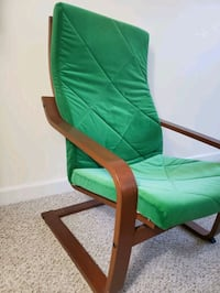 Ikea Poang Chair with cushion