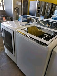Top Load Samsung Washer and Dryer  Los Angeles
