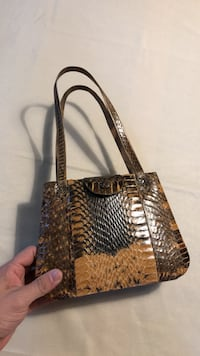 Real snakeskin purse Falls Church, 22043