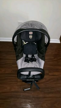 baby's black and gray car seat carrier Virginia Beach, 23462