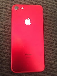 iPhone 7 red edition Calgary, T2K 5H5