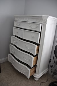 Disney Princess 5 drawer chest