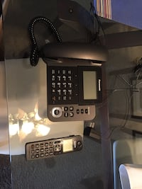 Home Phone with cordless side phone