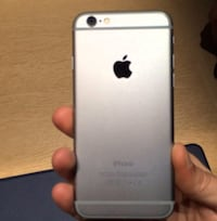 iPhone 6 unlocked works with any carrier... 64gb 8/10 condition  Alexandria, 22304