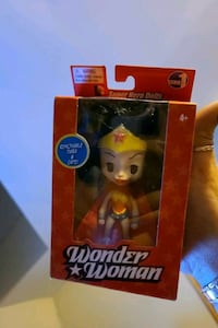 Wonder Woman Small Doll