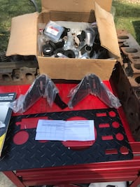 Jeep body bushings, hinges, dash panel and book. Elizabethtown, 42701