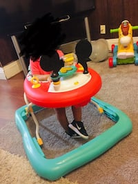 Mickey Mouse Baby Walker Hanover, 17331