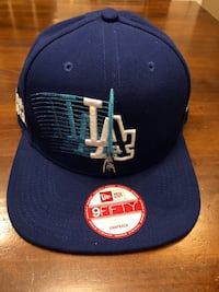 Brand New MLB LA Dodgers X Star Wars New Era 9FIFTY Snapback Hat Cap One Size Toronto, M3H 1B6