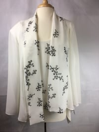 New with Tag - Another Thyme Elegant Top