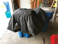 Motorcycle cover Golden Valley, 55422