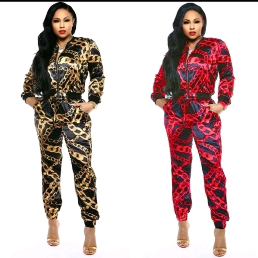 ladies designer sweatsuit