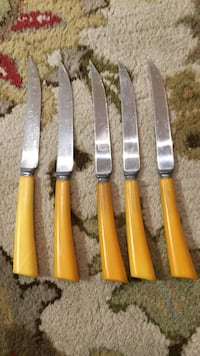 Vintage steak knife set Hortonville, 54944