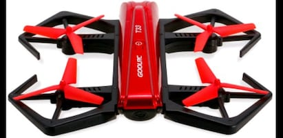 Goolrc t33 folding drone with 720 hd camera