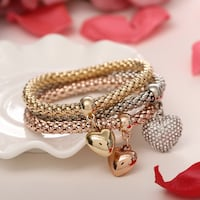 BEAUTIFUL HEART BRACELET ENGLEWOOD