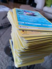 WHOLE LOT OF POKEMON CARDS Calgary, T2X 3L4