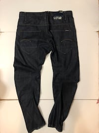 G-STAR RAW ARC 3D LOOSE TAPERED DT MENS JEANS SIZE W36 L32 Long Beach, 90804