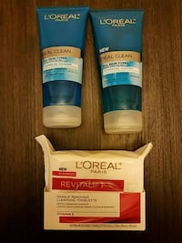 L'Oreal face cleaning set Randallstown, 21133