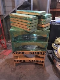 Stack Of Stool Stools