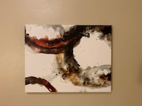 Abstract print on canvas Kelso, 98626